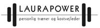 www.laurapower.dk Logo