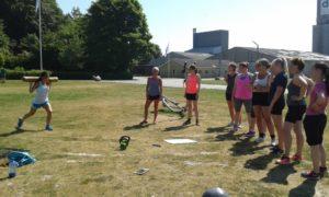 LauraPower gruppetræning personlig træning gruppetræning Laura Torrecillias
